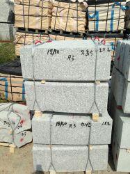 Radius-graue Granit-Bordsteine