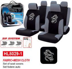 Produits populaires et de maillage en velours rouge voiture Housses de siège chauffant