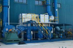 Регенеративный каталитического окислителя для обработки отходов Лос
