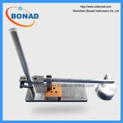 La BS 1363-2 Figura2un aparato de prueba para la prueba de resistencia mecánica