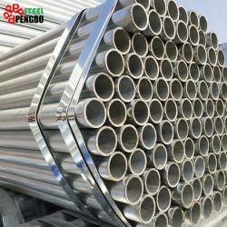 主な品質の円形の熱いすくいの電流を通された鋼鉄管