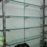 알루미늄 액자 디스플레이 캐비닛, Shop Glass Display Showcase Shelf