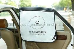 Poliéster OEM Car la ventana lateral de la sombrilla Parasol con imán