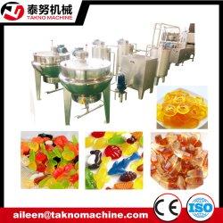 Linea di trasformazione della caramella automatica piena della gelatina