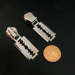 Rasiermesser-Zug-Stück-Form bereift und sackt Legierungs-Überzug-Kopf ein