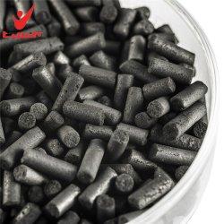 O carvão ativado para remover odores