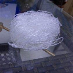 Torrado Pea-Starch Longkou por máquina e modeladas em grânulos com 50g/ Pedaço