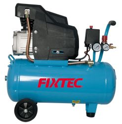 Fixtec 2HP 24L 115.9psi Motores alternativos de Compressor de Ar para venda