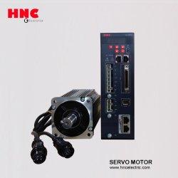 Contrôle de mouvement Ethercat/Modbus/ 2500l'encodeur de PPR / Auto-Tuning/machine CNC 1.2KW/outils/4nm/3000tr/min/220V/servo-moteur