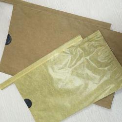 Composite de haute qualité de papier jetable Mangues Sac croissant