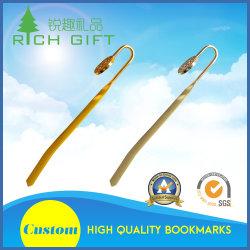 Moda Promozionale Personalizzata Fine Low Price Metal Bookmark
