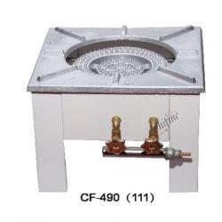 Gerätegaststätte-Roheisen-Gas-Öfen der Küche-CF490 für Verkauf