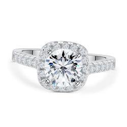 流行デザイン銀製の結婚指輪