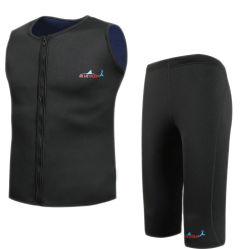 高品質の分割された短い潜水服