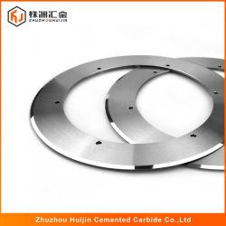 Circulaire personnalisée du carbure de tungstène hacheur à disque