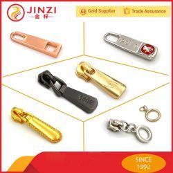 Befestigungsteil-Zubehör-Metallreißverschluss-Abzieher kundenspezifisch anfertigen