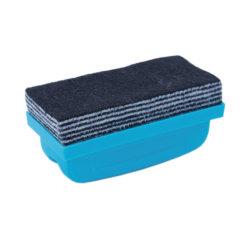 Пластиковый скрытый магнит доски Eraser