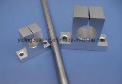 Trilho do mancal linear de 8 mm do suporte do eixo Sk8 Bola de Movimento Linear Unidades slides SH8 Shf8