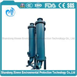 Refroidissement par air CooperÉchangeur de chaleur Shell et le tube en acier inoxydable pour l'eau de mer