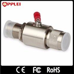 Pr parafoudre de câble F du connecteur du tube à gaz parafoudre contre les surtensions