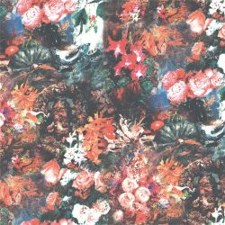 A fin de imprimir tejido de gasa de seda (SZ-0106 Textil impresa)
