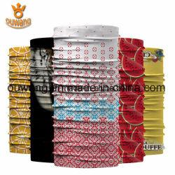 El logotipo de mayorista de impresión personalizada cuello Warmer Bandana
