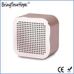 Style carré Mini haut-parleur Bluetooth de finition en aluminium (XH-PS-686)