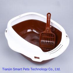 Hersteller-preiswerte Haustier-Toiletten-Trainings-Fall-beste Sänfte-Kasten-Katzen