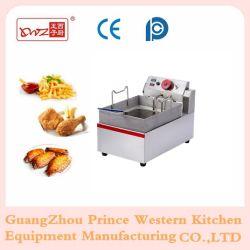 جهاز تجاريي واحد دبابة-صينية-1، آلة للقلي السريع مع الطعام كهربائي