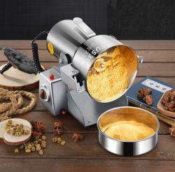 Elevador eléctrico de cozinha Mini-Industria Preços Coco Ervas Arroz pó de café máquina de moinho de farinha de milho