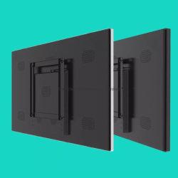 """32-55"""""""" для использования внутри помещений Сверхтонкий ЖК-дисплей со светодиодной подсветкой, цифровой дисплей, ЖК-дисплей рекламы на экране ЖКД, интерактивные Настенное крепление для ЖК сенсорный экран"""