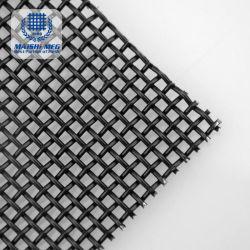 Tela de vidro preto Marine Grau de malha de arame de aço inoxidável 316
