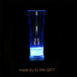 16oz beleuchtet ändernder Mehrfarbenplastik LED oben blinkendes Bier-Cup-Bier-Becher-Wasser-Cup
