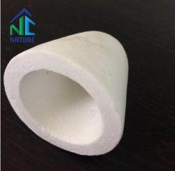 Keramische Faser-Hochtemperaturkegel, spezieller keramische Faser-Kegel der Form-1000-1260c