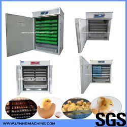 Holding industriale 1000 2000 macchine dello stabilimento d'incubazione dell'incubatrice dell'uovo dei 30000 polli