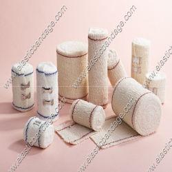 100%年の綿によってなされる綿のクレープの包帯