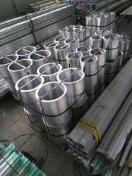 Precisie Forging Aluminium Alloy Tube 7075-T651