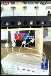 Новая основная часть системы подачи чернил для Roland Berger Strategy Consultants принтер 4 барабанов и 4 Заполните картридж