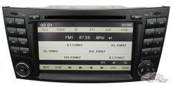 Aluguer de DVD GPS para Mercedes Benz Classe E W211/CLS W219/CLK W209 /G W463 com navegação por GPS