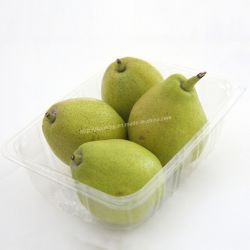 Dienblad van de Blaar Clamshell van de douane het Kleurrijke voor de Verpakking van het Fruit