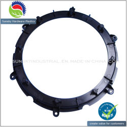 OEM-kundenspezifische Kunststoffform für Audiogerät Lautsprecher Ring (PL18029)