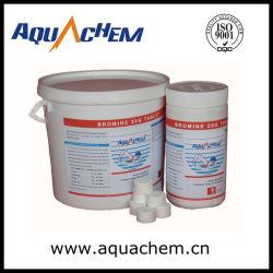 Bcdmhの臭素1 Bromo 3Chloro5 5-DimethylhydantoinのBromo Bcdmh 20gのタブレット