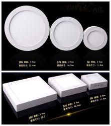 6 Вт раунда/ квадратные светодиодные потолочные светодиодные лампы освещения, Кухня