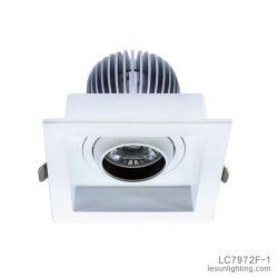 호텔 LC7972f-1를 위한 최신 판매 20W에 의하여 중단되는 LED 아래로 천장 빛