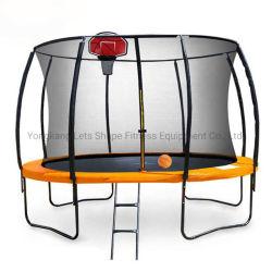 Adulto de fábrica trampolim 300kg de capacidade de carga do parque de diversões trampolim Bouncer Quintal