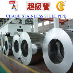 SUS201, 304 bandes et bobines en acier inoxydable
