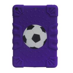 Гибридные стильный чехол для планшетного ПК Apple iPad 5 в красочной