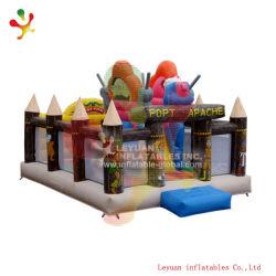 Guangzhou Inflatable Fort Apache Combo de sport pour la vente (LY-FC172)