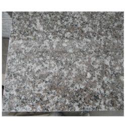 Cortar a tamaño G664 baldosa de granito marrón Misty mosaico de piedra natural para interiores piso exterior