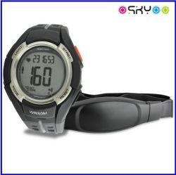 Deportes 5.3K 2.4G/Monitor de Frecuencia Cardíaca de pulso reloj pulsera con correa de pecho